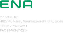 Ena Optical Mfg. Co., Ltd.
